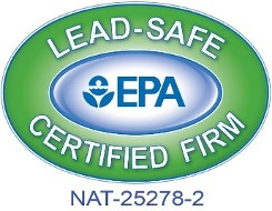 Roofer in Salisbury | Allstate Renovation and General Contractor | EPA Lead Safe Logo